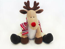 Reggie Reindeer Softie Toy Cute Boys Girl - Sewing PATTERN Funky Friends