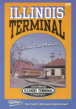 Illinois Terminal: A Traction Time Machine - Train DVD