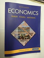 Economics European Edition 8/E with MyEconLab access card Michael Parkin