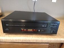 Yamaha CDV-1700 CD, CDV, Laser Disc Player! Great picture and sound!!!