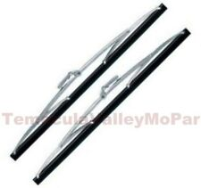 OE-Style Wiper Blades for 1957-1959 Plymouth - Dodge - DeSoto- Chrysler - Imper