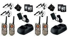 Motorola Talkabout MS355R 4 Pack 22 Channel 35 Mile Two-Way Radios Brand New