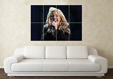 Large Ellie Goulding Guitar Rock Pop Music Bedroom Wall Poster Art Picture Print