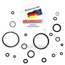 Weihrauch HW100 Full Major Service O Ring Seal Kit - PTFE & Polyurethane Upgrade