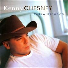 CD Everywhere We Go - Kenny Chesney