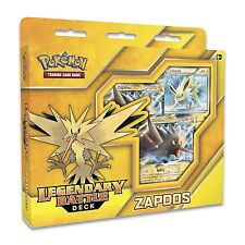 Pokemon TCG: Legendary Battle Decks :: Zapdos :: Brand New And Sealed Box!
