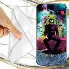CUSTODIA COVER CASE TPU THE JOKER PER SAMSUNG GALAXY S7