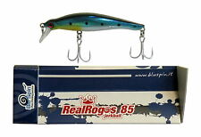 NEW BY BLUSPIN JERK BAIT REAL ROGOS 85 12g 85mm SINKING - COLOR: 85RR113