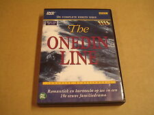 4-DISC DVD / THE ONEDEN LINE - SEIZOEN 1 ( BBC )