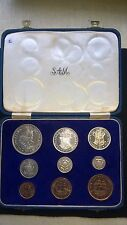 South Africa 1955 Short Proof Set in SAM Box - Rare & Excellent