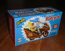MEGO BATCYCLE BOX ONLY