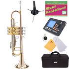 NEW ROSE BRASS PRO Bb Trumpet-Monel Piston~Great Sound