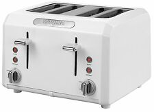 Waring CTT400W Professional Cool Touch 4-Slice Toaster,  1800w White