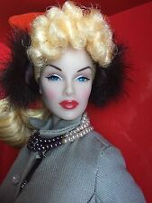 INTEGRITY FR FASHION ROYALTY HAUTE DOLL CLUB EXCL HOLLYWOOD SUITED LANA TURNER