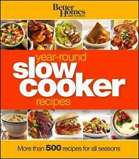 Better Homes and Gardens Year-Round Slow Cooker Recipes (Better Homes and Garden