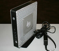 HP t610 Flex B8C95AA Win7E 16GB SSD 4GB DDR3 RAM Thin Client AMD T56N 1.65GHz