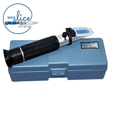 Refractometer 0-32% Specific Gravity - Home Brew / All Grain / Wort / Wine