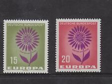 WEST GERMANY MNH STAMP DEUTSCHE BUNDESPOST 1964 EUROPA  SG 1350-1351