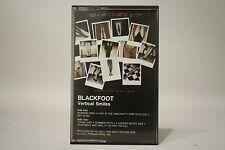 Blackfoot- Vertical Smiles- Cassette Tape- 7 90218-4