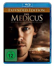 THE PHYSICIAN (2013 Ben Kingsley) Extended   Blu Ray - Sealed Region free for UK