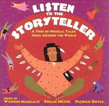 NEW - Listen to the Storyteller:  A Trio of Musical Tales from Around the World