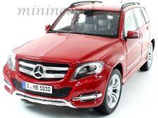 MAISTO 36200 MERCEDES BENZ GLK CLASS SUV 1/18 DIECAST RED