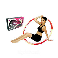 Health Magnetic Weighted Hula Hoola HoopⅡ-No box- Step2