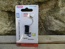 MICRO SD T-lector de tarjetas flash USB / MICRO SD T-FLASH CARD READER USB 2.0