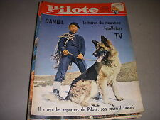 PILOTE 106 02.11.61 UNIFORME du FACTEUR FOOTBALL PIERRE BERNARD GARDIEN BUT