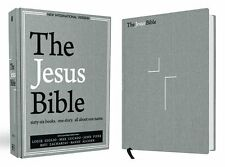 The Jesus Bible, NIV Edition, Cloth over by Passion Publishing [Hardcover] BAM
