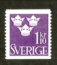 Sweden--#396 MNH--Three Crowns Coil--1948