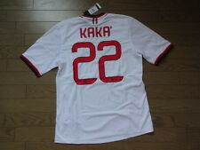 AC Milan #22 kaka 100% Original Jersey Shirt M 2013/14 Away Still BNWT NEW Rare