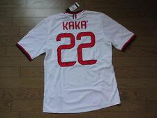 AC Milan #22 kaka 100% Original Jersey Shirt M 2013/14 Away Still BNWT NEW Rare