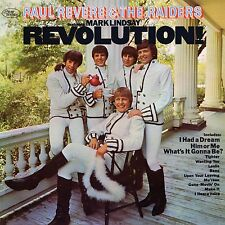 PAUL & THE RAIDERS REVERE - REVOLUTION!  CD NEU