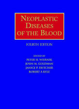 Neoplastic Diseases of the Blood, , Excellent