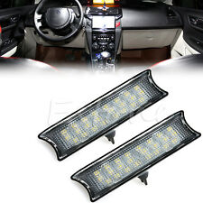 6 pcs LED center Overhead Interior Dome Reading light for BMW E90 E91 E93