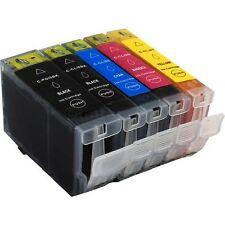 28 Tintenpatronen für Canon MP 830 mit Chip