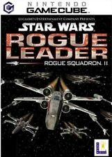 STAR WARS ROGUE LEADER GAMECUBE GAME PAL