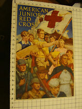 Vintage Poster: AMERICAN JUNIOR RED CROSS by Walter Beach Humphrey
