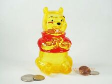Cake Topper Decoration Disney Winnie the Pooh Coin Bank Toy Figure Model K1218 B
