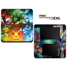 Vinyl Skin Decal Cover for Nintendo New 3DS - Pokemon X Y Special Edition