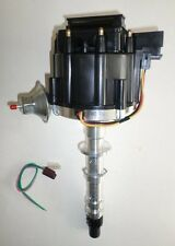 BIG Block CHEVY 348 / 409 BLACK HEI distributor With 65K VOLT Coil FREE PIGTAIL