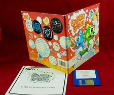 Atari ST: Bubble Bobble - Taito 1987