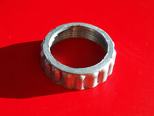 DELLORTO (NOS) UA19S Carb Top Ring Nut Rupp Minibike Indian Italjet Minarelli 50