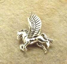 Sterling Silver Pegasus Charm - 0301