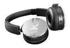 AKG Y50BT On Ear Bluetooth Silver Headphones Headset Wireless Free Shipping New
