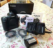 Canon EOS 1D Mark III 10.1 mp Fotocamera Reflex Digitale (solo corpo) 2 BATTERIE