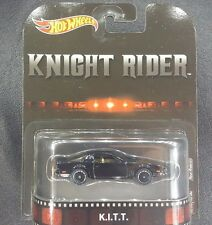 HOT WHEELS RETRO ENTERTAINMENT KNIGHT RIDER KITT 2017 SAVE 5% WORLDWIDE FAST