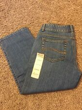 Women's NEW JEANS AURA BY WRANGLER 6 Average Short Rise Cropped Capris