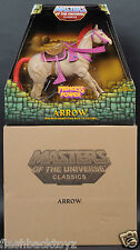2014 MOTU Arrow MOTUC Masters of the Universe Classics MISB